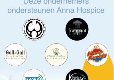 Deze ondernemers steunen Anna Hospice 1